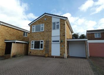 Thumbnail 3 bed detached house for sale in Micklehill Drive, Shirley, Solihull