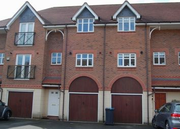 Thumbnail 3 bed terraced house to rent in Wetherby Way, Stratford-Upon-Avon
