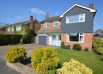 Thumbnail 5 bedroom detached house for sale in Hillcrest Road, Keyworth, Nottingham