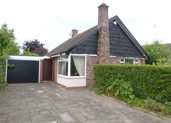 Thumbnail 2 bed detached bungalow for sale in Quinta Road, West Heath, Congleton, Cheshire