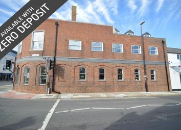 Thumbnail 2 bed flat to rent in Unicorn House, Eastgate Square, Chichester