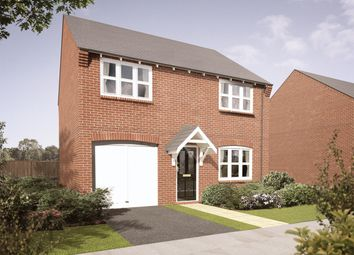 Thumbnail 4 bed detached house for sale in Wetmore Lane, Burton-On-Trent