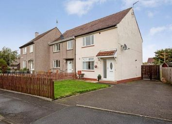 Thumbnail 2 bed end terrace house for sale in Hawthorn Drive, Fallin, Stirling, Stirlingshire