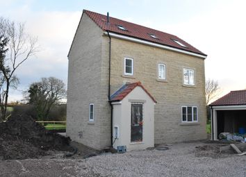 Thumbnail 4 bed detached house for sale in High Street, Wanstrow, Shepton Mallet