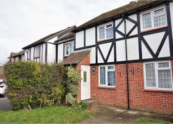 Thumbnail 3 bed terraced house for sale in Keelson Way, Littlehampton
