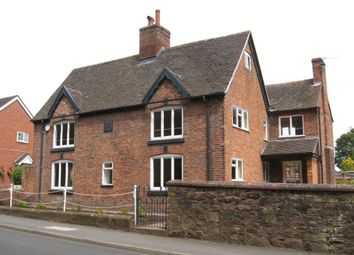 Thumbnail 4 bed detached house to rent in Shrewsbury Street, Hodnet, Market Drayton, Shropshire
