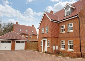 "Thumbnail 6 bed detached house for sale in ""The Cranleigh"" at Admiral Way, Godalming"
