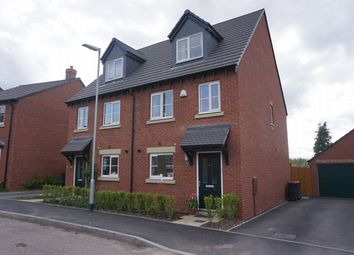 Thumbnail 3 bed semi-detached house for sale in Vesey Court, Wellington, Telford, Shrophire