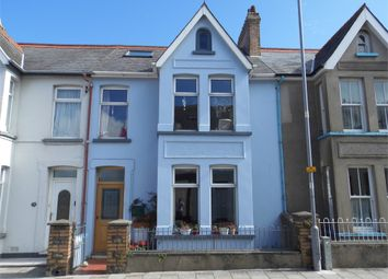 Thumbnail 3 bed terraced house for sale in 22 Vergam Terrace, Fishguard, Pembrokeshire