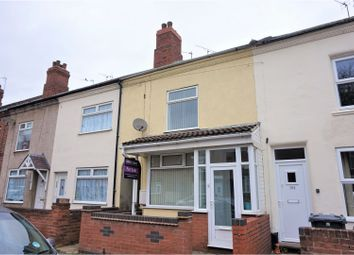 Thumbnail 2 bed terraced house for sale in Ashby Road, Coalville
