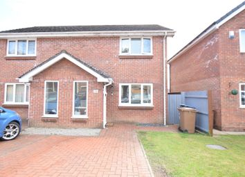 Thumbnail 2 bed semi-detached house for sale in Kingswood Close, Hengoed