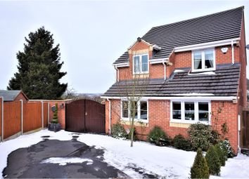 Thumbnail 4 bed detached house for sale in Parsonwood Paddock, Whitwick