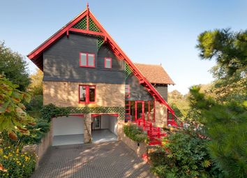 The Street, Lower Halstow, Sittingbourne ME9. 5 bed detached house