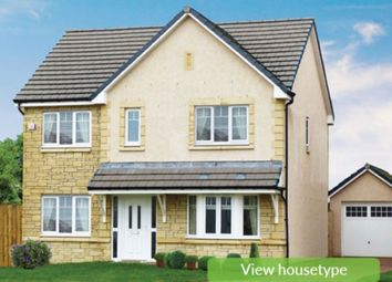 Thumbnail 4 bed detached house for sale in Oakley Road, Saline, Dunfermline