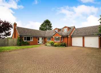 Thumbnail 5 bed detached bungalow for sale in The Applegarth, Long Buckby, Northampton