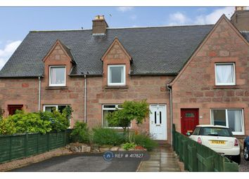Thumbnail 2 bed terraced house to rent in Woodside Crescent, Banchory