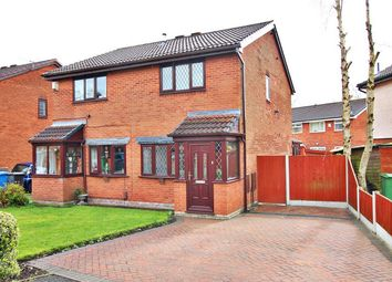 Thumbnail 2 bed semi-detached house for sale in Mccarthy Close, Birchwood, Cheshire