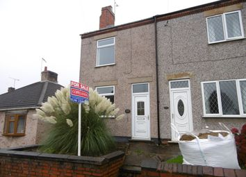 Thumbnail 3 bed end terrace house to rent in Thanet Street, Clay Cross Chesterfield