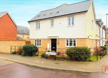 3 bed semi-detached house for sale in Lungley Rise, Colchester CO2