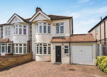 Thumbnail 4 bed semi-detached house to rent in Leysdown Road, London