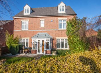 Thumbnail 5 bed detached house for sale in Gregory Road, Burntwood