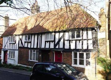 Thumbnail 1 bed end terrace house for sale in Fair Lane, Robertsbridge, East Sussex, .