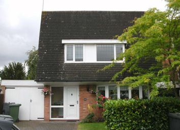Thumbnail 4 bedroom link-detached house to rent in Aspen Walk, Stourport-On-Severn