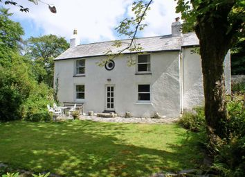 Thumbnail 4 bed detached house for sale in Postbridge, Yelverton