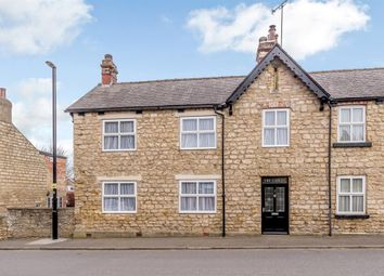 Thumbnail 3 bed semi-detached house for sale in Main Street South, Aberford, Leeds