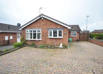 Thumbnail 3 bed detached bungalow for sale in Barbrook Avenue, Weston Park, Stoke-On-Trent