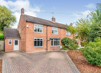 Thumbnail 3 bed semi-detached house for sale in West Way, Holmes Chapel, Crewe, Cheshire