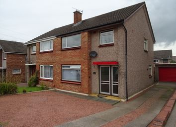 Thumbnail 3 bed semi-detached house for sale in 5 Kellwood Place, Dumfries