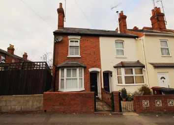 Thumbnail 2 bedroom end terrace house for sale in Pangbourne Street, Reading