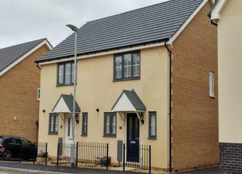 Thumbnail 2 bed semi-detached house to rent in Centenary Way, Threemilestone, Truro