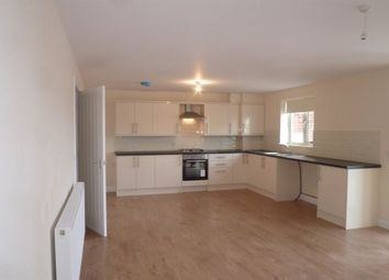Thumbnail 2 bed flat to rent in 19 West Street, Thorne, Doncaster