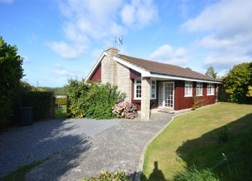 Thumbnail 3 bed detached bungalow for sale in Tresaith Road, Aberporth, Cardigan