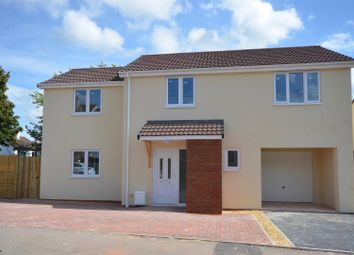 Thumbnail 3 bed detached house for sale in Buckland Road, Taunton