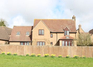 Thumbnail 4 bed detached house for sale in Whitelocks Piece, Chilton Foliat