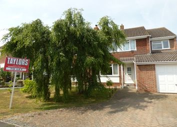 Thumbnail 4 bed property to rent in Rowan Drive, Royal Wootton Bassett, Swindon