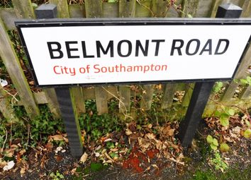 Thumbnail Studio to rent in Belmont Road, Southampton