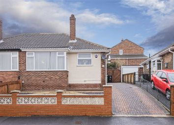 Thumbnail 2 bed semi-detached bungalow for sale in Spring Valley View, Leeds, West Yorkshire