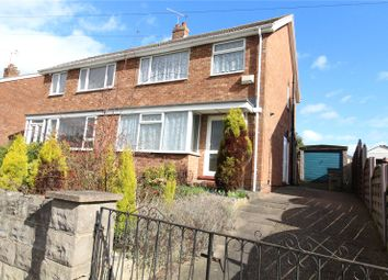 Thumbnail 3 bed semi-detached house for sale in Low Leys Road, Scunthorpe, North Lincolnshire