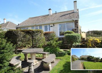 Thumbnail 2 bed detached bungalow for sale in Renney Road, Heybrook Bay, Plymouth, Devon