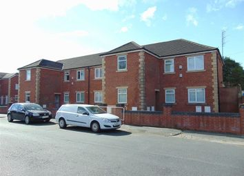 Thumbnail 2 bedroom flat for sale in 1A Wharfedale Road, Reddish, Stockport