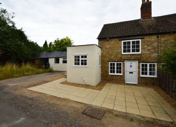 Thumbnail 2 bedroom cottage to rent in Clickers Yard, Olney
