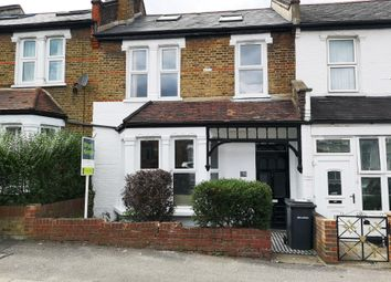 Thumbnail 4 bed terraced house for sale in Crofton Park Road, Brockley, London