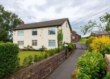 Thumbnail 5 bedroom farmhouse for sale in Blundells Lane, Rainhill, Prescot