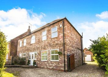 Thumbnail 5 bed detached house for sale in Main Street, North Frodingham, Driffield