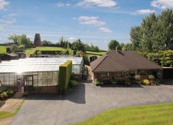 Thumbnail 5 bed detached bungalow for sale in Moor Lane, Pontefract