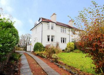 Thumbnail 3 bedroom semi-detached house for sale in Barrs Brae, Kilmacolm, Inverclyde